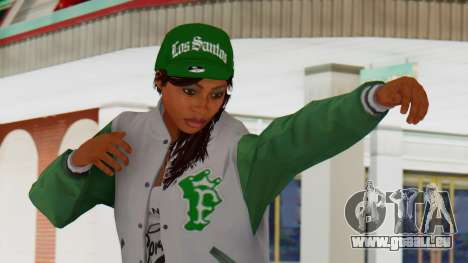 [GTA5] Fam Girl pour GTA San Andreas