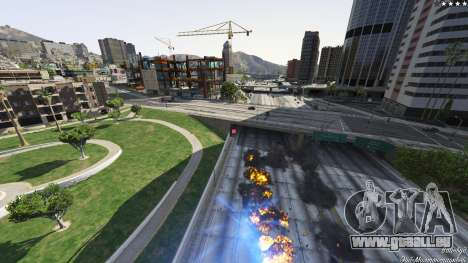 GTA 5 UFO Mod 1.1 vierten Screenshot