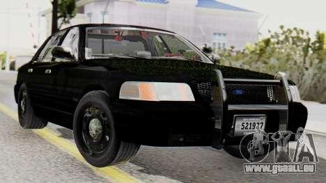 FBI Rancher 2013 für GTA San Andreas