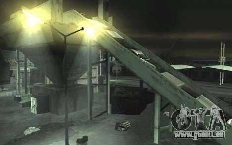 KFZ Schrottplatz v0.1 für GTA San Andreas fünften Screenshot