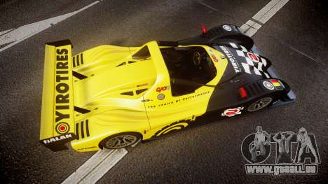 Radical SR8 RX 2011 [2] pour GTA 4 est un droit