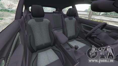 GTA 5 BMW M135i (F21) 2013 rechte Seitenansicht