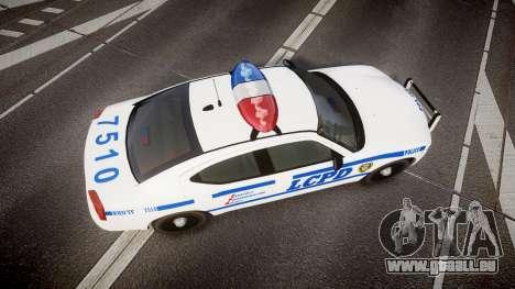 Dodge Charger LCPD pour GTA 4 est un droit