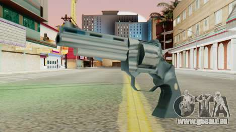 Colt Python für GTA San Andreas