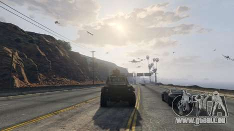 GTA 5 Angry Planes sechster Screenshot