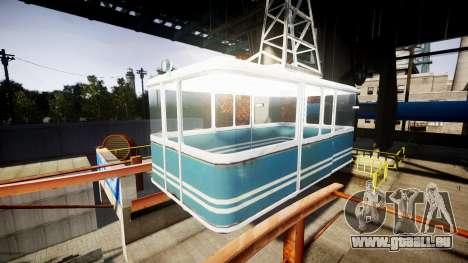 GTA V Cable Car pour GTA 4