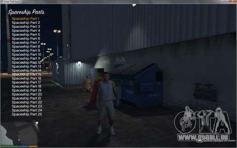 Collectable Collector pour GTA 5