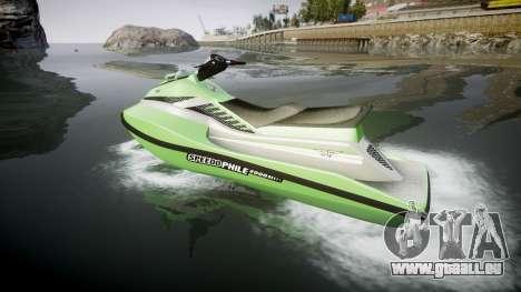 GTA V Speedophile Seashark pour GTA 4 est une gauche