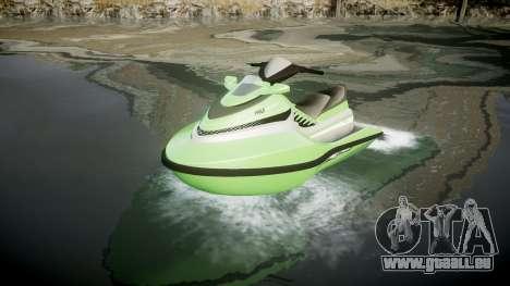GTA V Speedophile Seashark pour GTA 4