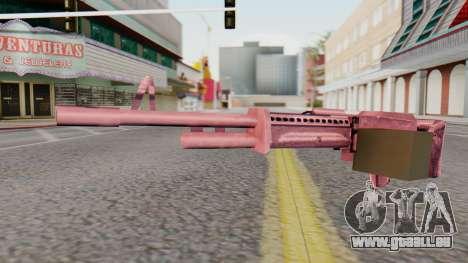 M60 SA Style pour GTA San Andreas