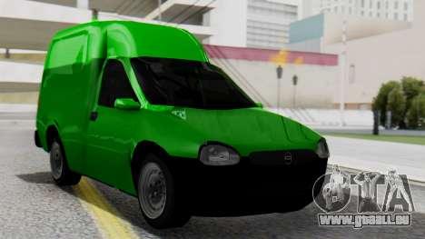 Chevrolet Combo 1.4 v2 für GTA San Andreas
