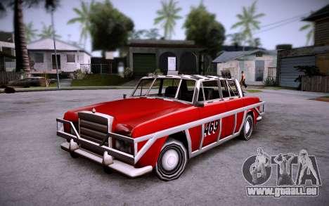 Stafford Derby für GTA San Andreas