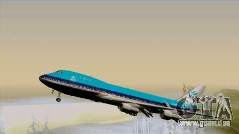 Boeing 747-200B KLM für GTA San Andreas