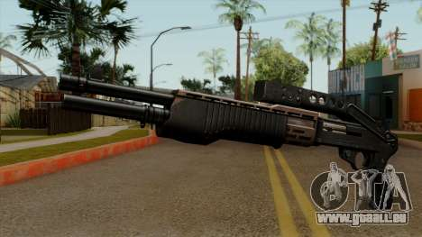Original HD Combat Shotgun für GTA San Andreas