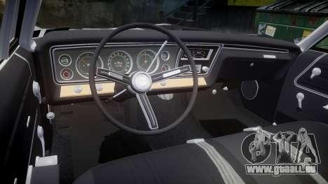 Chevrolet Impala 1967 Custom livery 1 pour GTA 4 est un côté