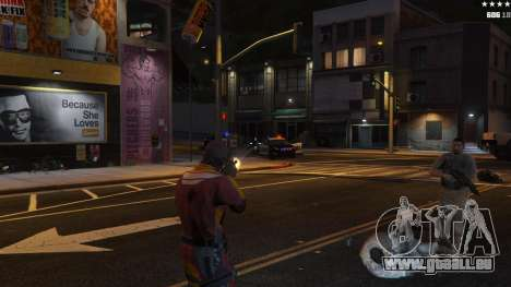 GTA 5 Battleground: Armored Packs v2.3.1 vierten Screenshot
