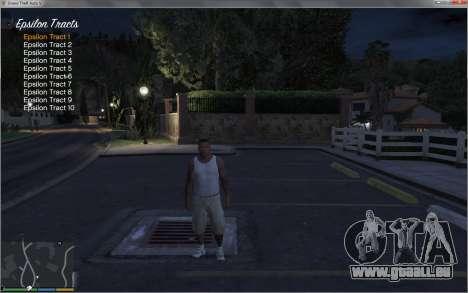 GTA 5 Collectable Collector troisième capture d'écran