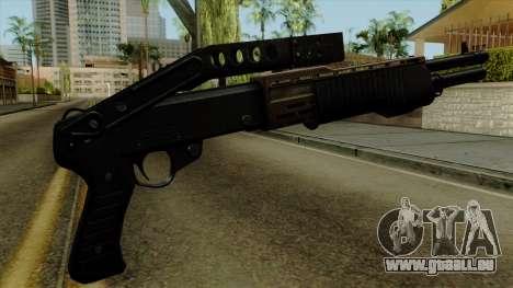 Original HD Shotgun für GTA San Andreas zweiten Screenshot