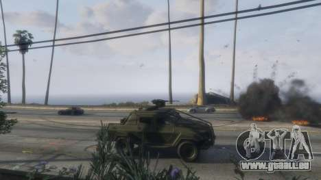 GTA 5 Angry Planes vierten Screenshot
