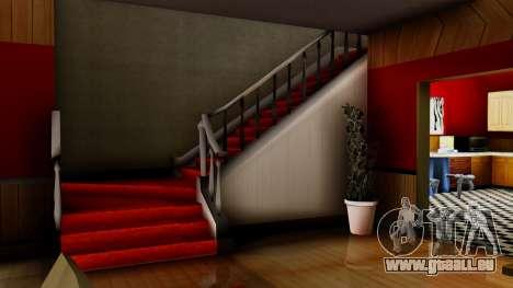 New CJs House für GTA San Andreas fünften Screenshot