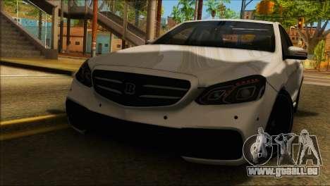 Mercedes-Benz E63 Brabus BUFG Edition für GTA San Andreas