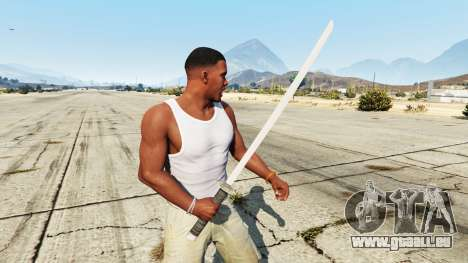Katana für GTA 5