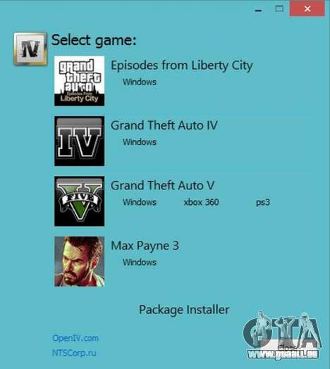 GTA 5 OpenIV 2.6.4