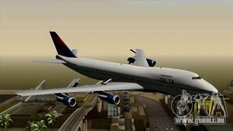 Boeing 747 Delta für GTA San Andreas