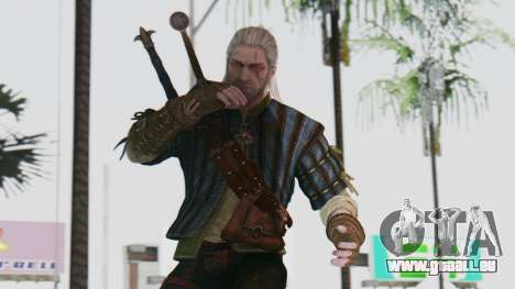 [The Witcher] Geralt pour GTA San Andreas