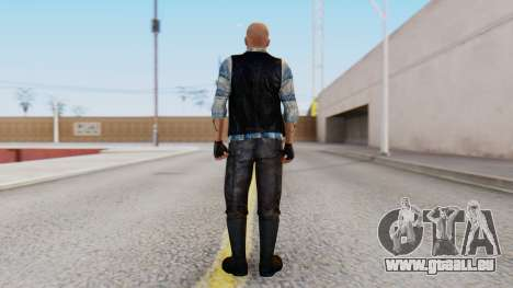[GTA5] The Lost Skin3 für GTA San Andreas dritten Screenshot