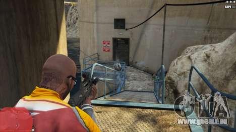 GTA 5 Farnsworths Assassinations and Bodyguards 0.81 deuxième capture d'écran