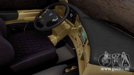 Scania R für GTA San Andreas rechten Ansicht