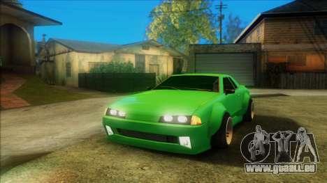Elegy Rocket Bunny Edition für GTA San Andreas