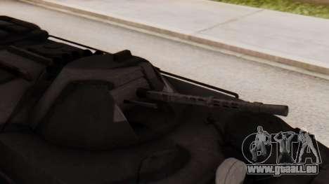BTR-80 pour GTA San Andreas vue de droite