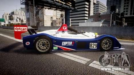 Radical SR8 RX 2011 [829] pour GTA 4 est une gauche