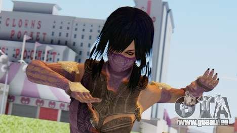 [MKX] Mileena pour GTA San Andreas