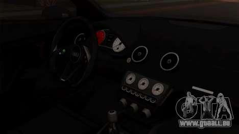 Audi A1 Quattro Clubsport pour GTA San Andreas vue de droite