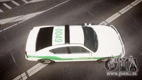 Bravado Buffalo Police [ELS] für GTA 4 rechte Ansicht