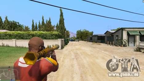 GTA 5 Farnsworths Assassinations and Bodyguards 0.81 cinquième capture d'écran