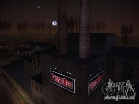 ENB Series Extreme 4.0 für GTA San Andreas her Screenshot