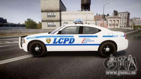 Dodge Charger LCPD pour GTA 4 est une gauche