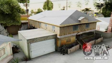 New CJs House für GTA San Andreas zweiten Screenshot