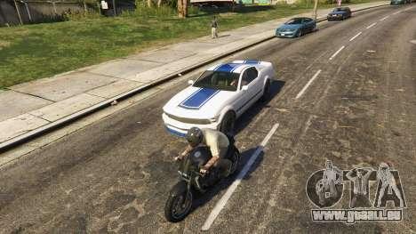 D'autres modèles de personnes et de véhicules, 0 pour GTA 5