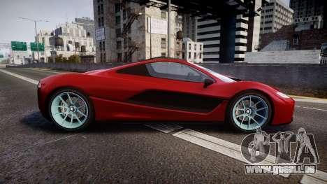 GTA V Progen T20 für GTA 4 linke Ansicht