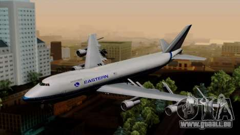 Boeing 747 Eastern pour GTA San Andreas