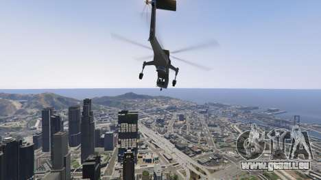 Aikido Free Cam für GTA 5