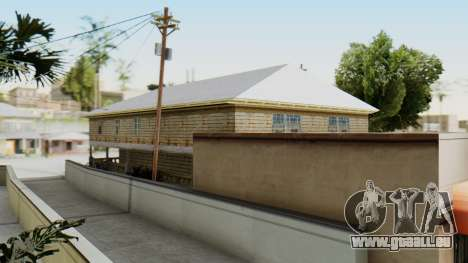 New CJs House für GTA San Andreas dritten Screenshot