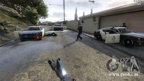 Bad Cops LSPD Livery 1.1 pour GTA 5