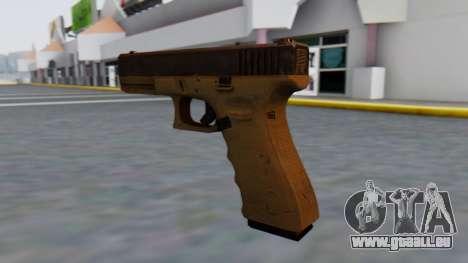 Glock 17 pour GTA San Andreas deuxième écran