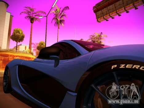 T.0 Graphics for Low PC pour GTA San Andreas troisième écran